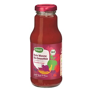 Bio Smoothie Rote Wonne 250ml
