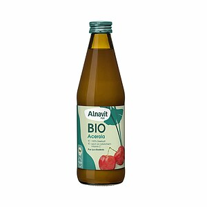 Bio Acerola Saft 330ml (Muttersaft)