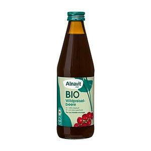 Bio Preiselbeer Saft 330ml (Muttersaft)