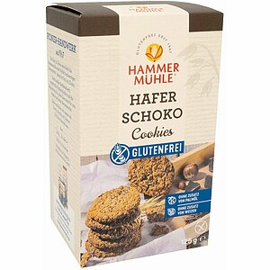 Hafer Schoko Cookies 125g