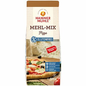 Pizza-Mix 500g