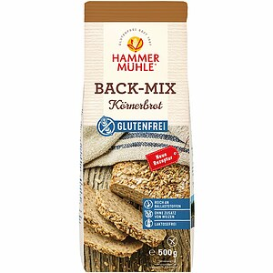 Back-Mix K�rnerbrot 500g