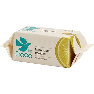 Bio Lemon Zest Cookies 150g