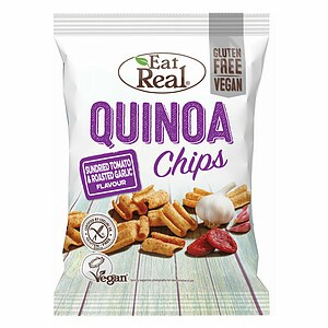 Quinoa Chips Hot & Spicy 80g