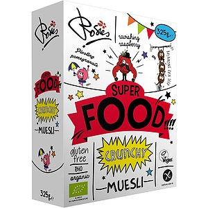 Bio Super Food Crunchy Müsli 325g