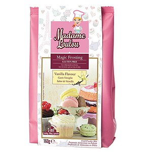 Magic Frosting Mix für Dekorcreme Vanilla 160g