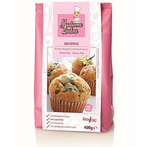 Muffin Mix Vanilla 400g