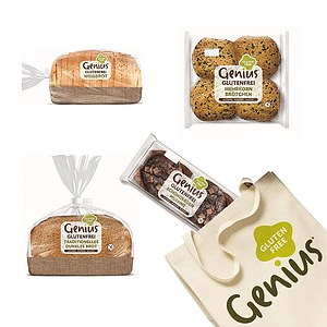 Genius Probierpaket + Gratis Shoppingbag